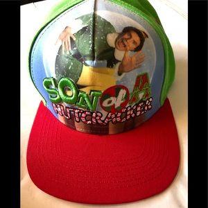 Elf fun holiday Christmas gift new adjustable hat